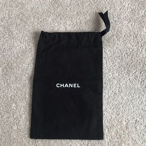 CHANEL 8' x 13' DUST COVER